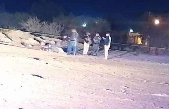 Encuentran a 4 ejecutados atados de pies y manos en Caborca; Sonora, fueron levantados el Sábado