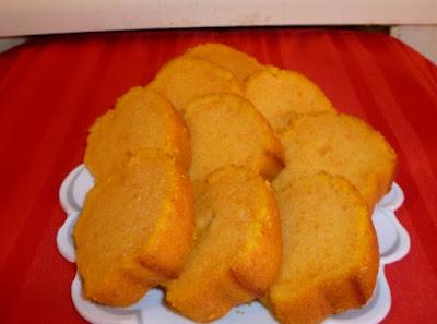 Gambar Resep Cake Labu Kuning Kukus Murah Meriah