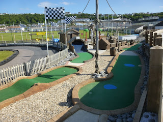 Pebble Ridge Adventure Golf in Westward Ho!