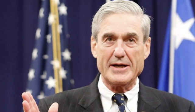JUSTICE DEPARTMENT DELIVERS MUELLER CONCLUSIONS TO CONGRESS – NO COLLUSION