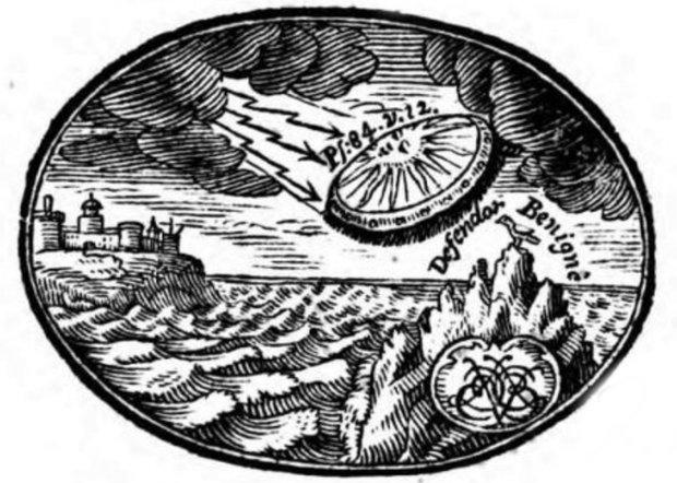Đã tìm thấy bằng chứng về việc UFO ghé thăm Trái đất 300 năm trước?