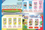 Promo Indomaret Produk Pampers Sweety Periode 4 - 31 Desember 2019