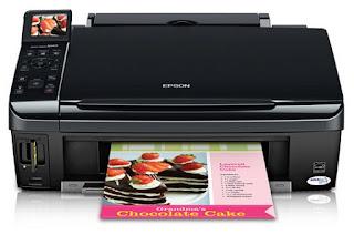 Epson Stylus NX415 Printer Driver Download