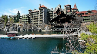 Mohonk Mountain House Appears in Amazon Prime Upload Series