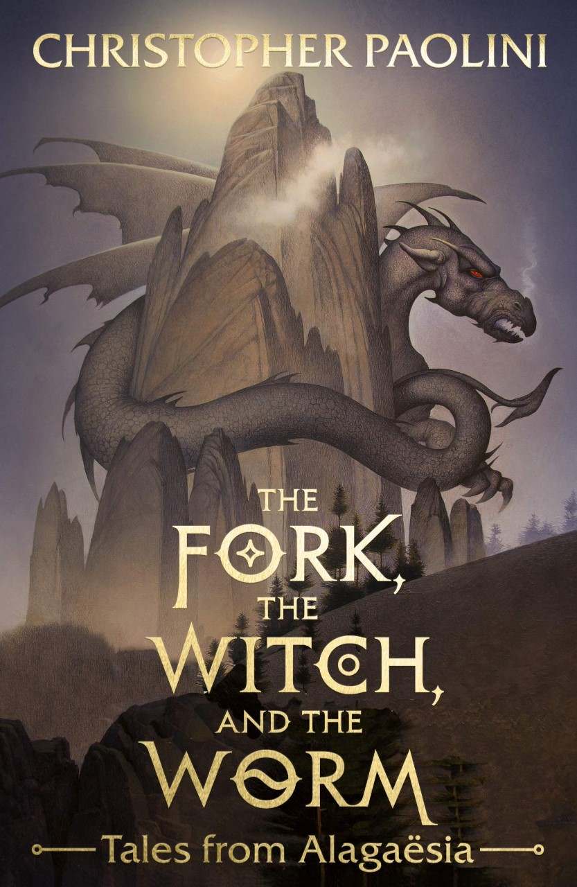 The Fork, the Witch and the Worm Blog Tour - Empire of Books