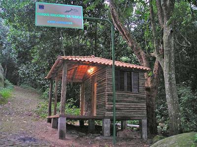 Brasil Rio de janeiro trilha pedra da gávea fotos guarita