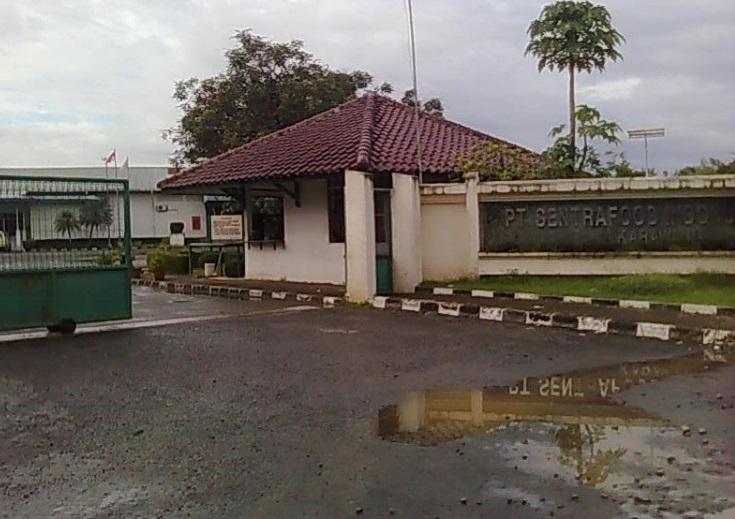 INFO LOWONGAN KERJA TERBARU PT.Sentrafood Indonusa Karawang