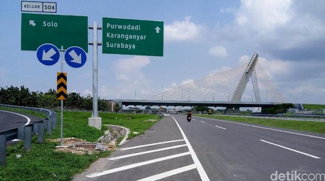 Infrastruktur Konektifitas semakin Sempurna Tersambung, 4 Jalan Tol akan Resmi dibuka di Bulan Desember ini