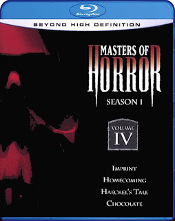 Masters of Horror – Temporada 1 Volumen 4 [BD25] *Con Audio Latino