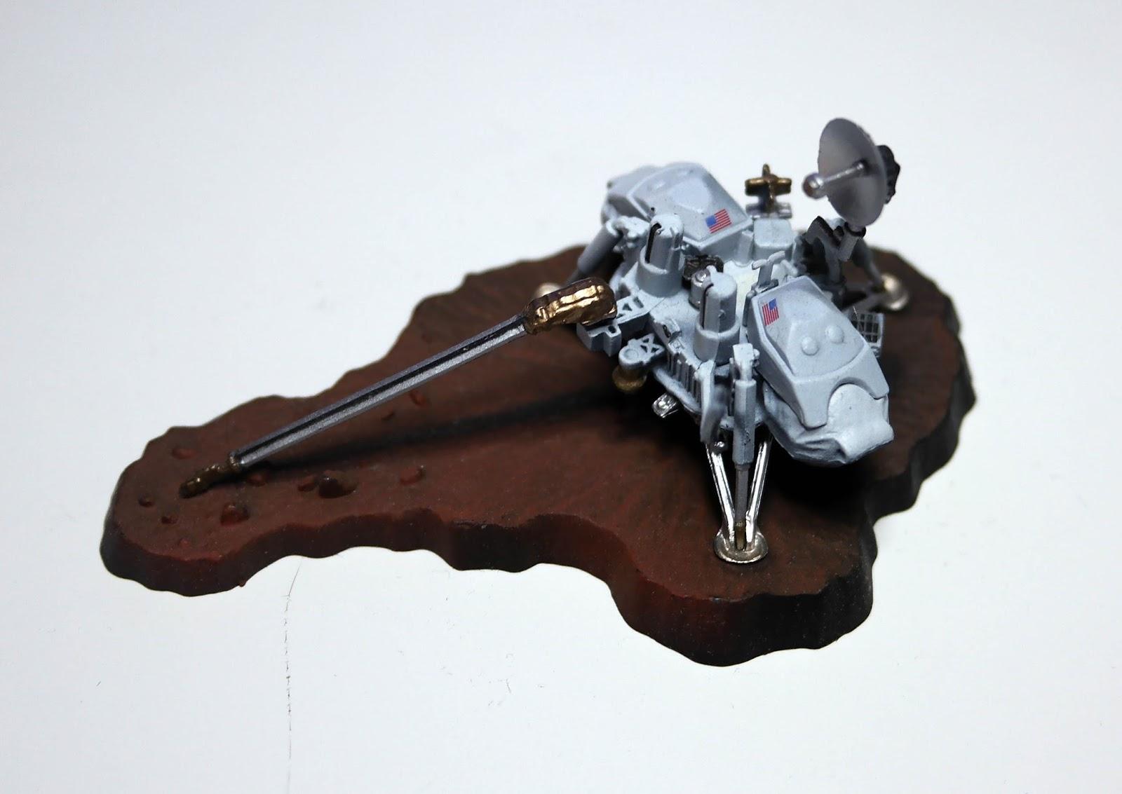 model of viking space probe - photo #41