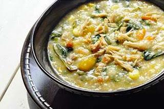Sup Brenebon Khas Sulawesi Utara