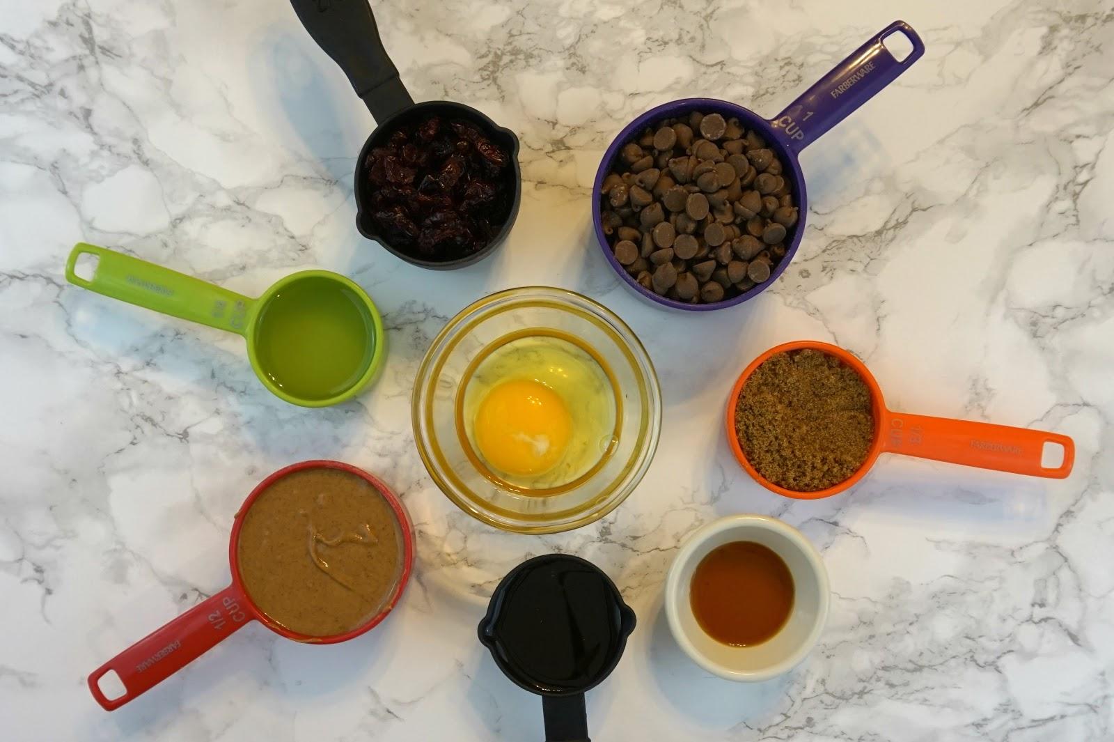 Breakfast On The Go   Whole Grain Breakfast Cookies // Easy Breakfast Ideas // Easy, Healthy Breakfast   beautywithlily.com