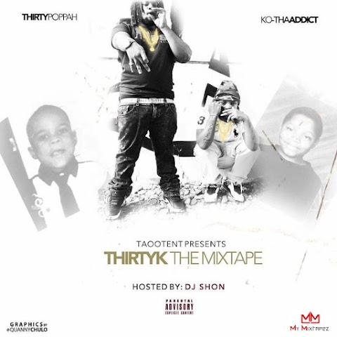 """Watch high energy trap video """"Drugs"""" by ThirtyK"""