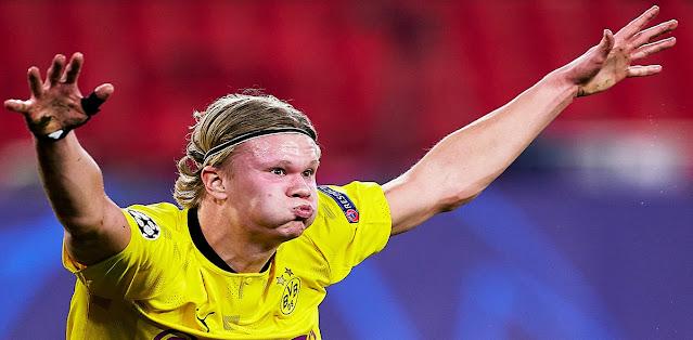 Sevilla vs Borussia Dortmund Highlights