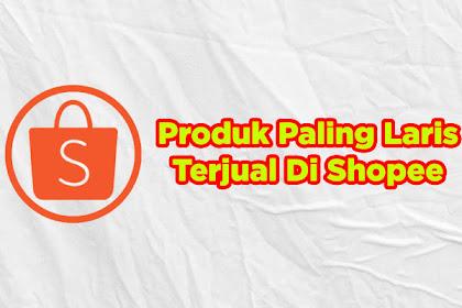 5 Kategori Produk Yang Paling Laris Terjual Di Shopee