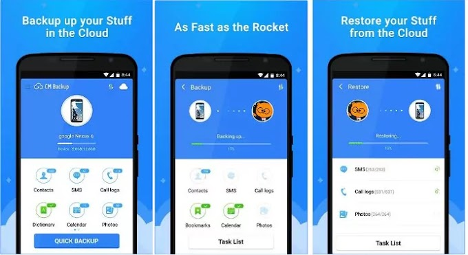 Best Backup Apps for Android, APN Backup & Restore