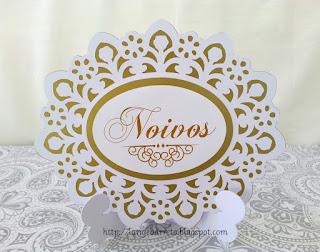 Placas Noivos