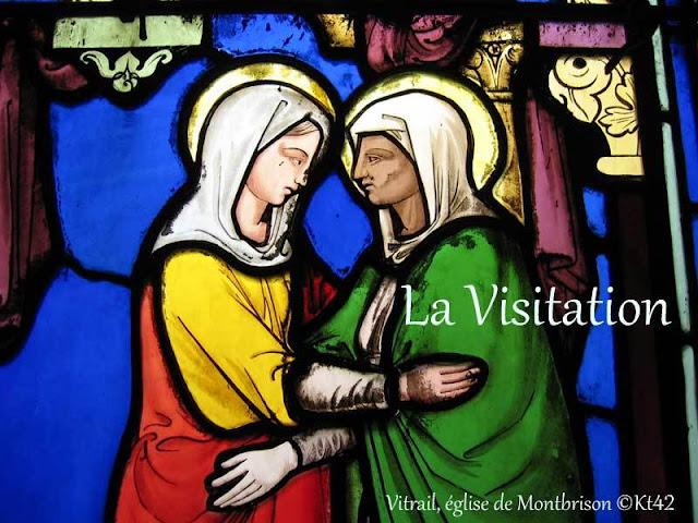 La Visitation (Marie et Elizabeth)