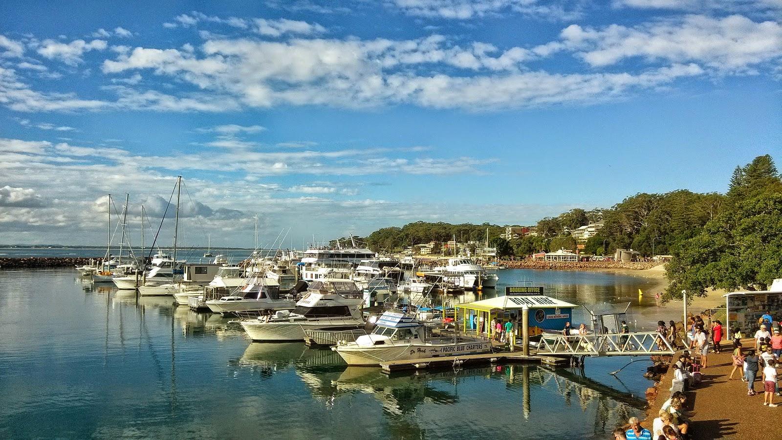 Seafood Restaurant Port Stephens