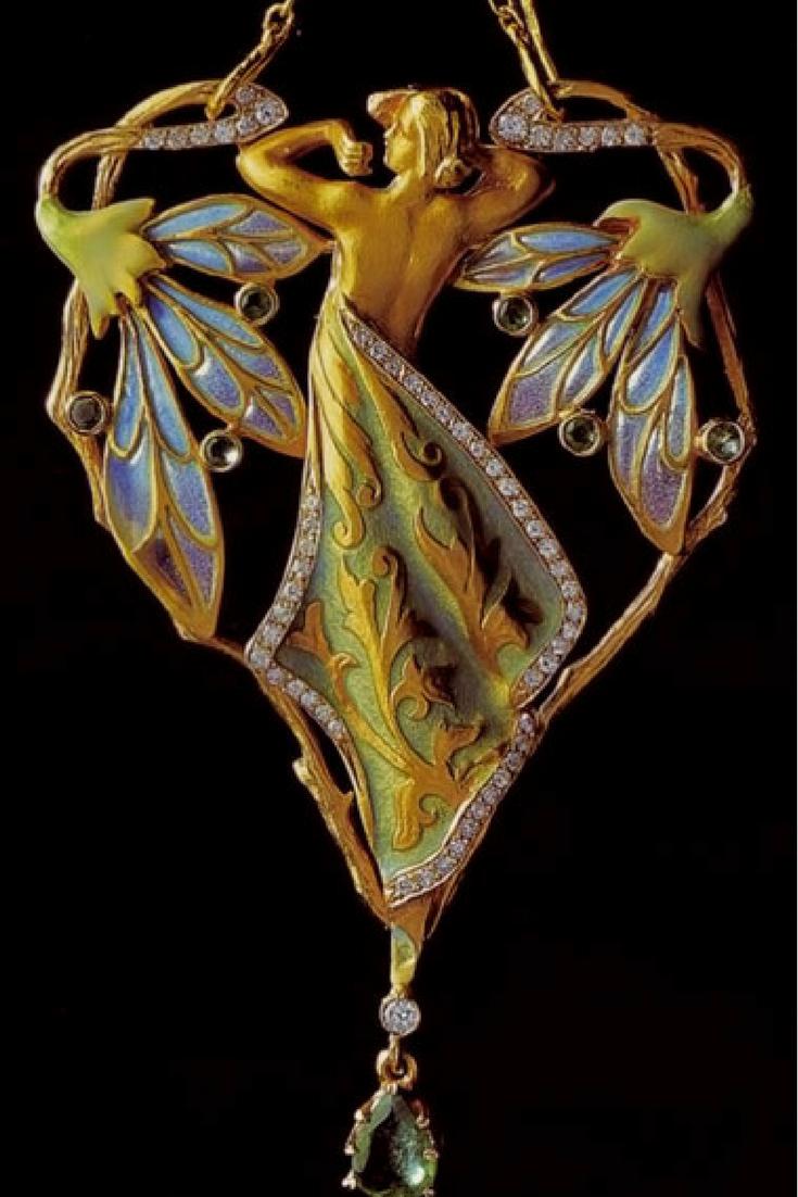 joyas art nouveau