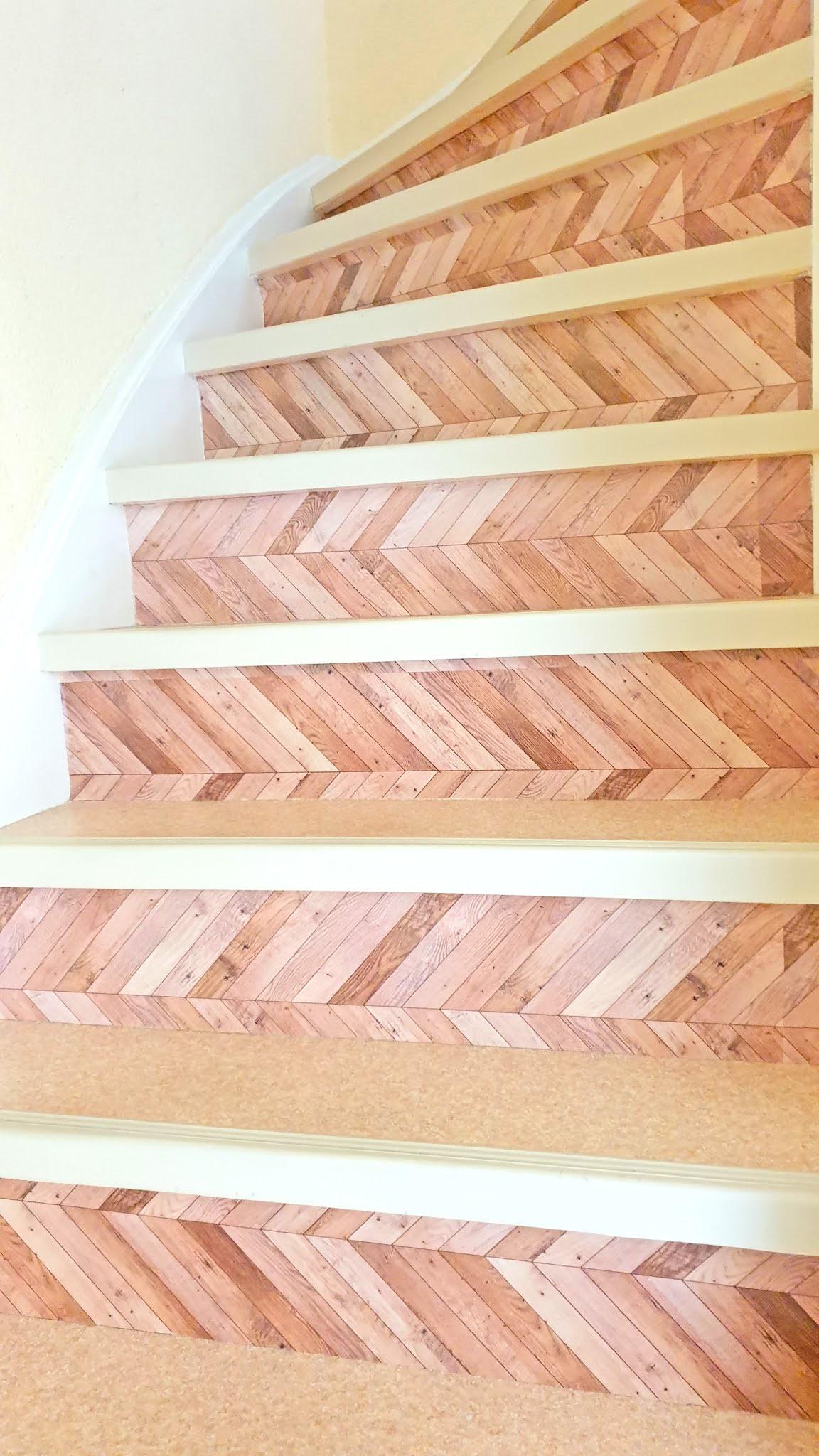 jak samemu odnowić schody