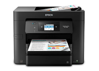 Epson WorkForce Pro EC-4030 Drivers Download And Review