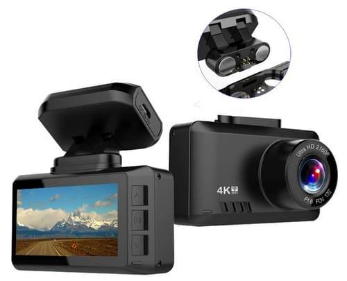CATCH ON E30 Dash Cam 4K UHD Car Camera