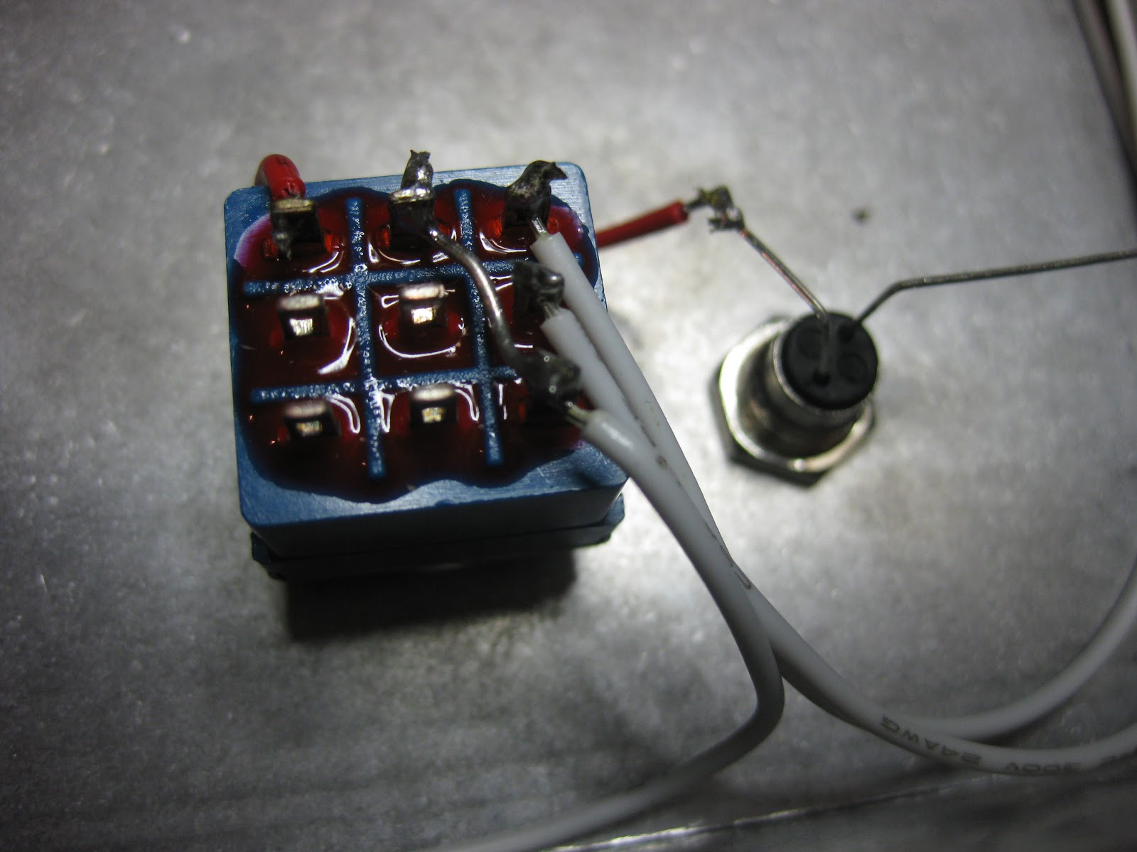 Wiring Guitar Pedal Jacks
