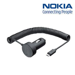 Daftar Harga Charger Mobil (Saver) Nokia Original