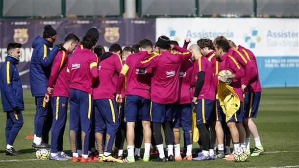 Varios jugadores del FC Barcelona podrían hacer las maletas