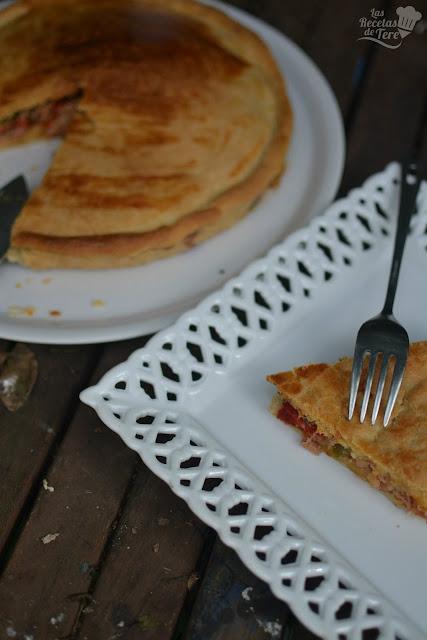 Empanada de atún fresco casera tererecetas 02