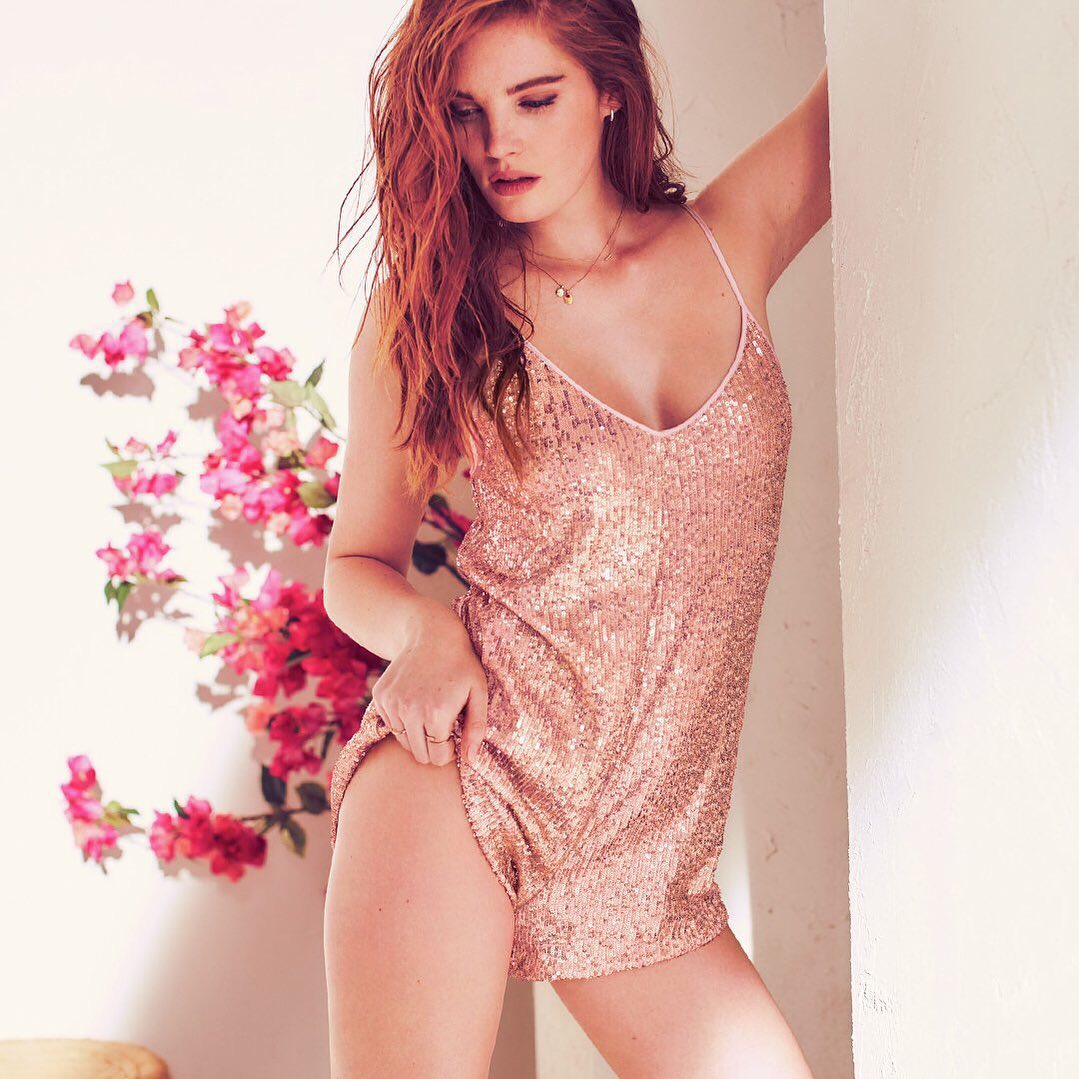 Alexina Graham Sexy Photoshoot for VS