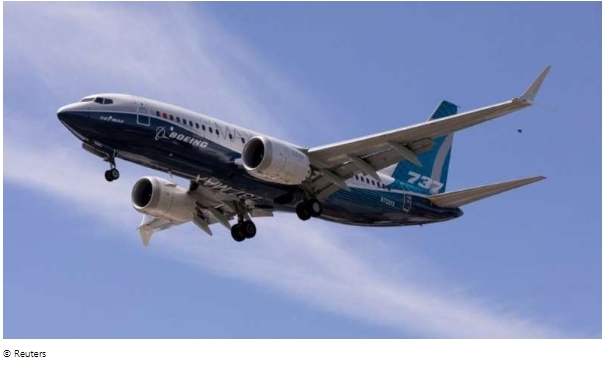 Boeing's 737 Max strikes nearer to flying once more A wide-ranging listing