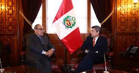 Congreso contribuirá a una reforma integral de la educación, afirma Luis Galarreta
