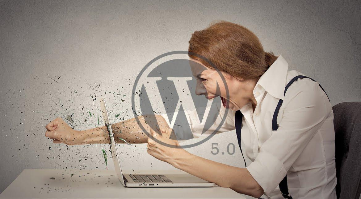 Non aggiornate a WordPress 5 adesso: plugin Classic Editor al posto di Gutenberg.