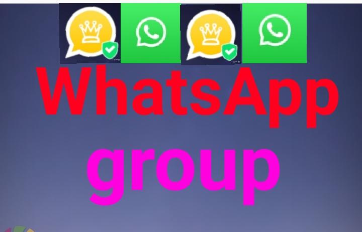 Arabic WhatsApp groups