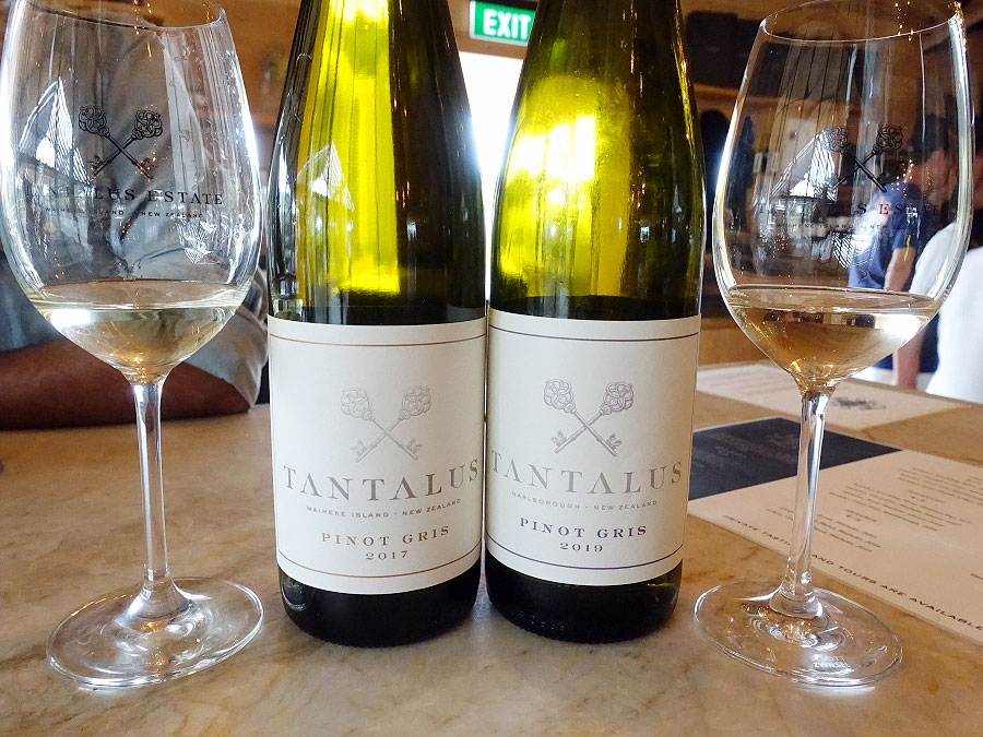 Tantalus Estate Pinot Gris