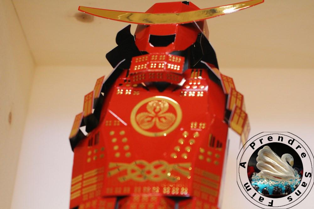 C'est bon le Japon! Le salon en pas à pas en photos