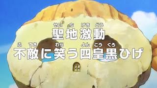 One Piece Episódio 917