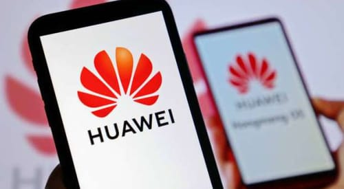 Huawei continues to develop semiconductors