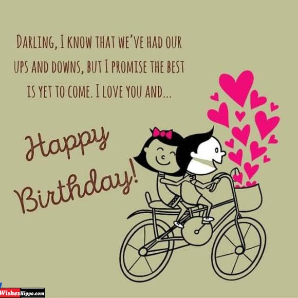 210 Happy Birthday Wishes For Boyfriend Romantic Funny Wisheshippo