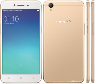 OPPO A37 Smartphone Android 5 inch Harga Rp 2 Jutaan