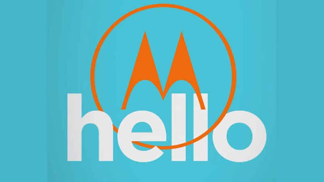 2016 New 'Hi Moto' Boot Animation Unveils by Lenovo