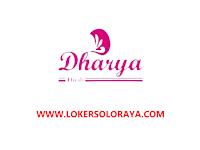 Lowongan Kerja Sragen Graphic Designer di Dharya