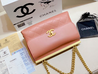 Túi xách Chanel Hồng (CNHO7)
