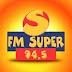 Ouvir a Rádio FM Super 94,5 - Vitória / ES - Ao Vivo e Online