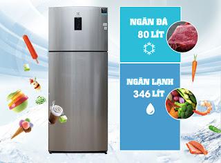7 Điểm Bảo hành tủ lạnh electrolux tại Bạc Liêu