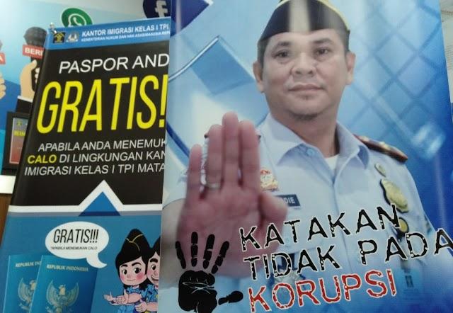 Dugaan Suap Rp1,2 M, KPK Tetapkan Kepala Imigrasi Mataram Sebagai Tersangka Korupsi