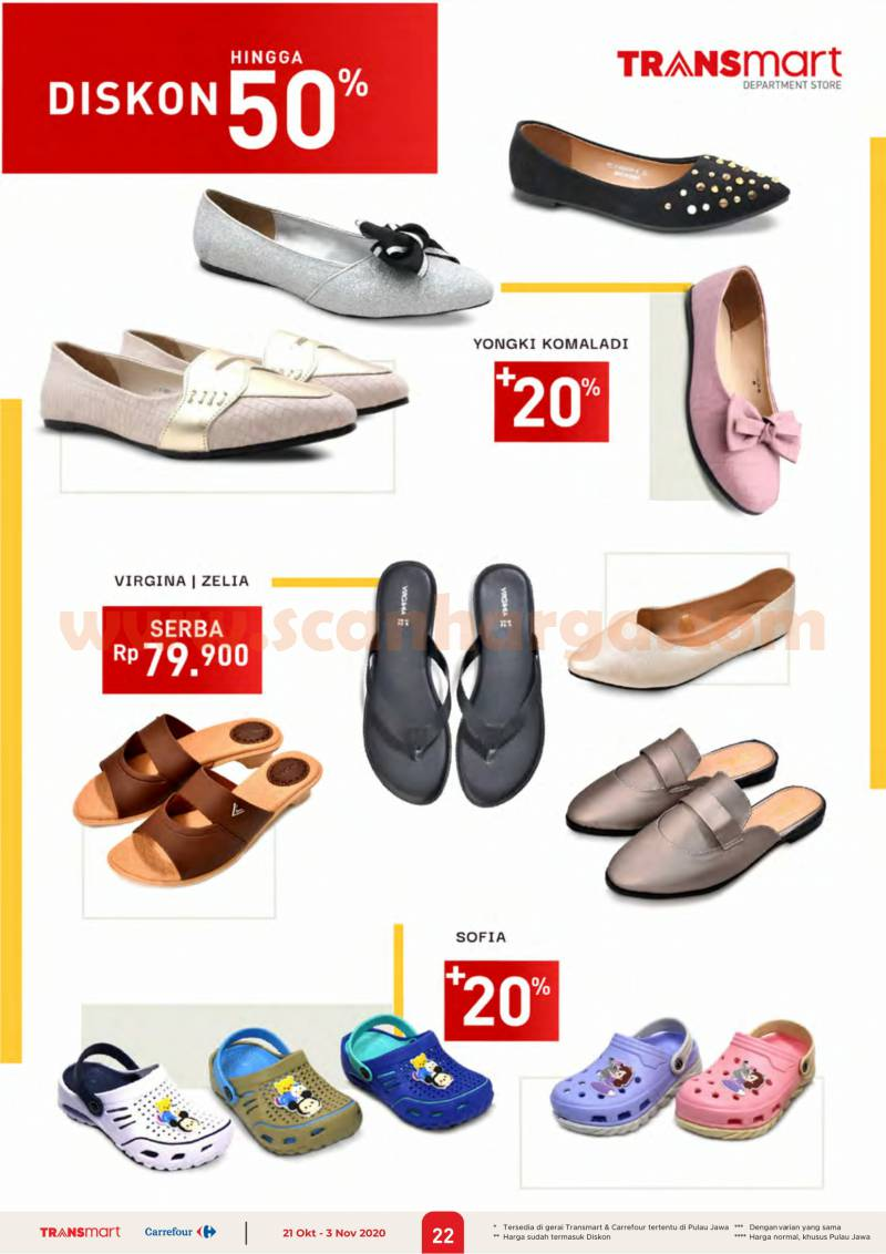 Katalog Promo Carrefour 21 Oktober - 3 November 2020 22