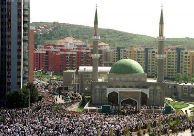 king fahd mosque bosnia